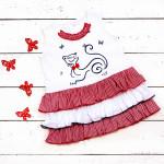 Платье для девочки Кошечка