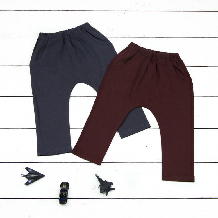 Спортивные штаны серые