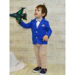 Васильковый костюм CHADOLLS для мальчика