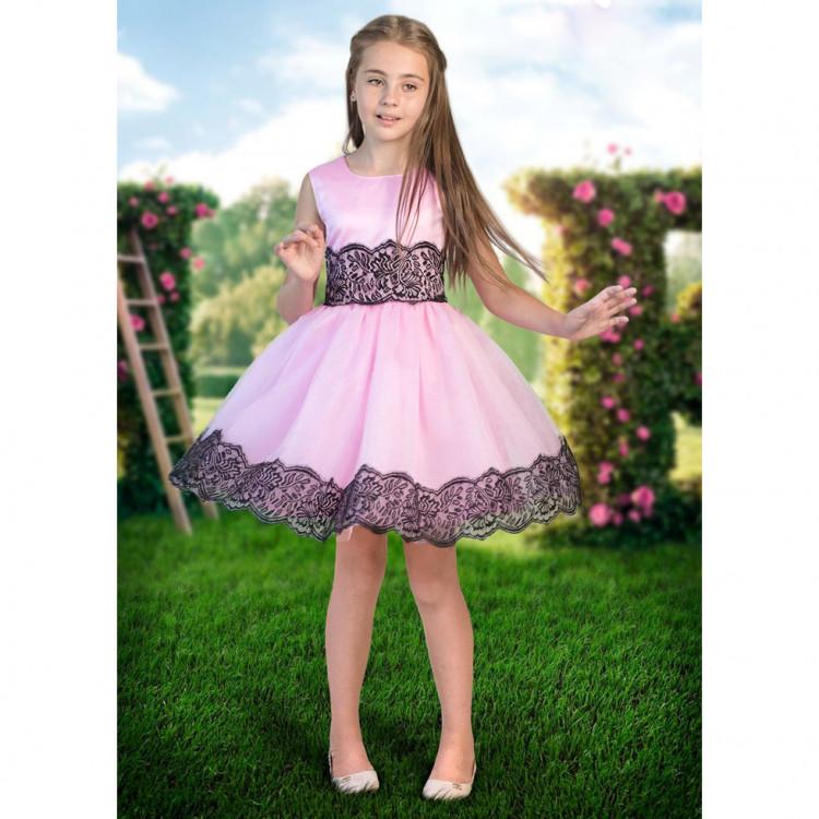 Подростковое платье праздничное