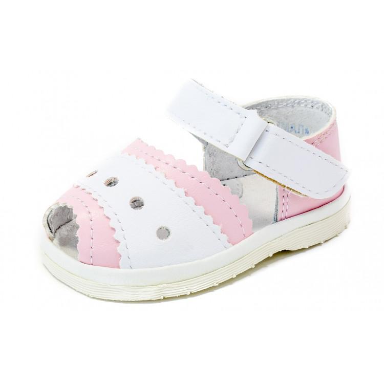 Туфельки для годовалой девочки