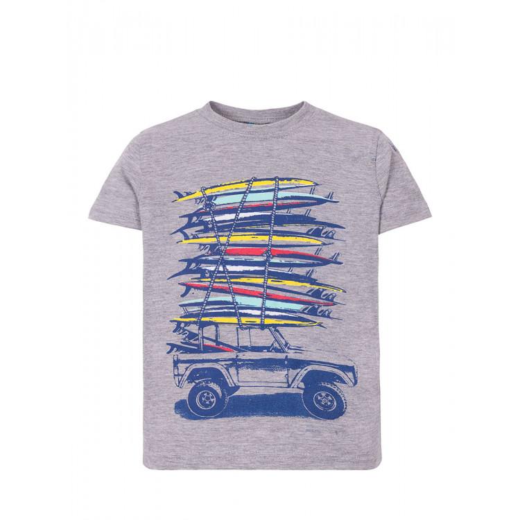 """Футболка для мальчика """"Surf car"""""""