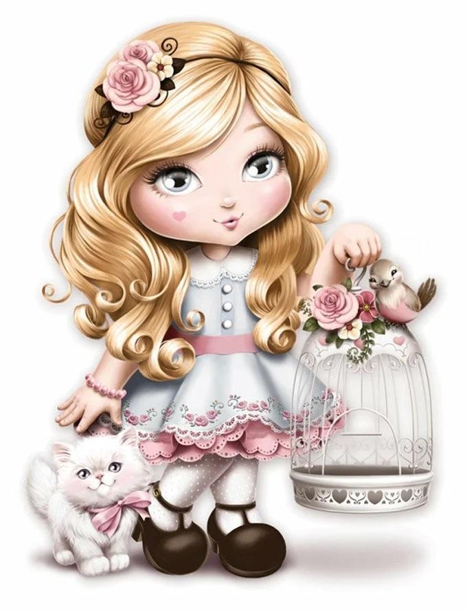 Зачем дочке/внучке играть в куклы?
