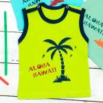 Гавайи майка желтая