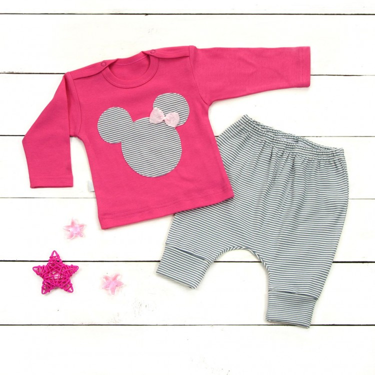 Комплект для девочки Mickey Mouse