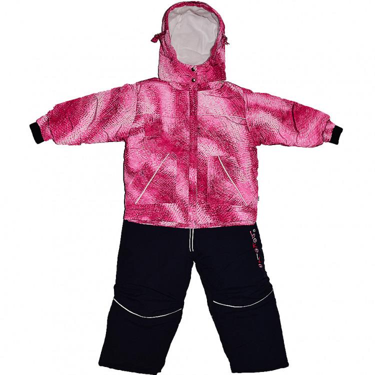 """Набор для девочки лыжный зимний """"RedShark"""""""
