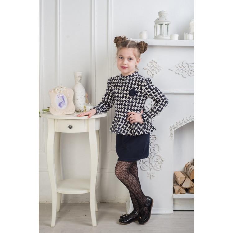 Строгое платье для девочки