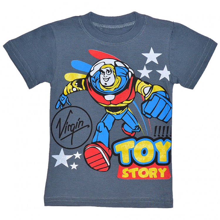 Футболка серая для мальчика Toy Story