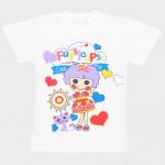 "Светлая футболка детская ""Loopsy"""