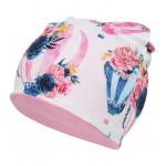 Шапка с воздушными шапами