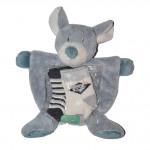 Носочки для новорожденного с игрушкой