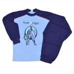 Синяя пижама для мальчика