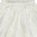 Платье в комплекте с повязкой из жаккарда