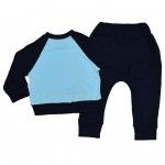 Костюм спортивный синий для мальчика