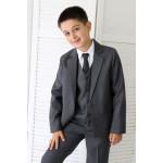 """Серый подростковый костюм """"Silver"""""""