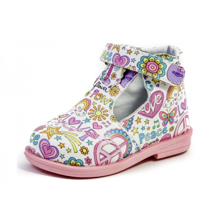 Для девочки ортопедические туфли