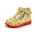 Ортопедические сандалии для девочки