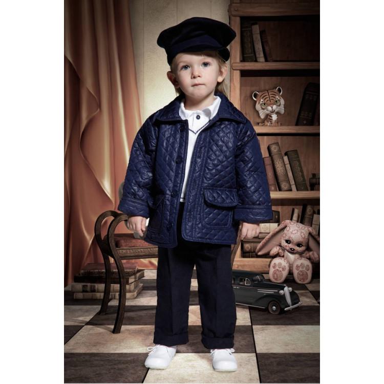 Стеганная куртка для мальчика