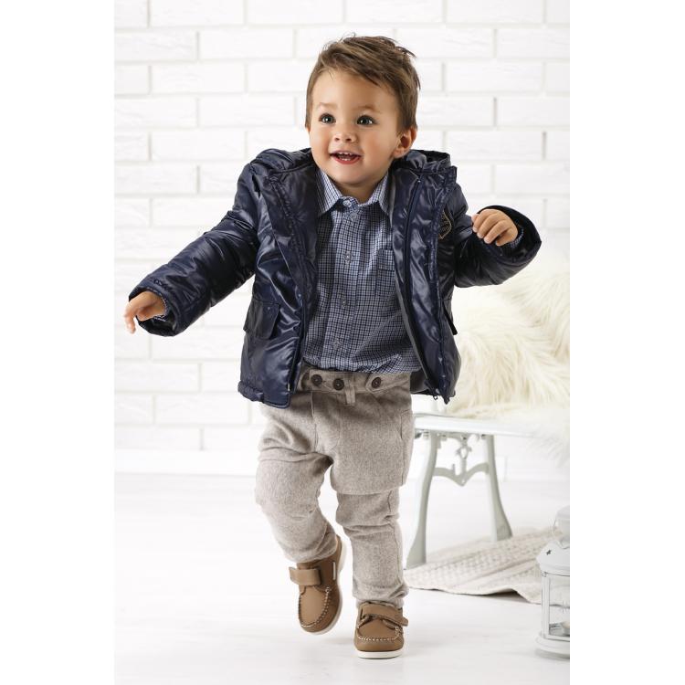 """Комплект для мальчика со стеганной курткой """"MUZ"""""""