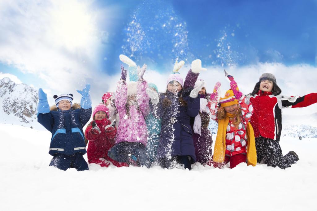 Оставим морозу только щёки: утепляем ребёнка к зиме.